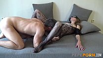 Young couple wants to have a horny sex session ...
