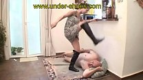 UNDE-SHOES the savage Miss Karina PURE VIOLENCE (ULTRA VIOLENT)