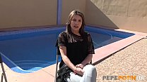 Jimena gets COMPLETELY DESTROYED by her big dic...