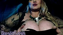 Sam 38g huge all natural tits and  cosplay a se...