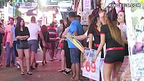 Street Hookers & Prostitutes Pattaya Thailand!