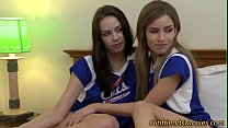 Watch Lesbian cheerleaders trib preview