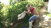 Mens Fuck Hot Hooker Milf Outdoor Threesome and...