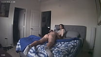 married lady cheating w me on hidden cam