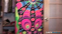 Dirty Flix - First he hides his lover's bra in ...