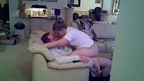 Cuckold Hot Wife Pussy Creampie from Hubby's Friend Thumbnail