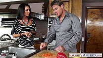 Jessica Jaymes getting drilled_in the kitchen Thumbnail