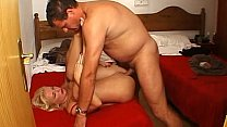 Amateur Milf with big tits gets fucked with cum...