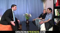 Watch Very old granny gets double_fucked preview