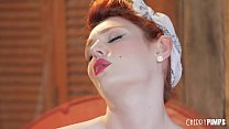 Lacy Lennon is a cute but naughty redhead that ...