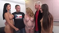 Epic orgy with Jasmin Jae, Mea Melone and Harmony Reign's Thumb