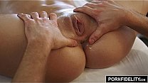 Pornfidelity - Leah Gotti Gets Her Pussy Massaged's Thumb