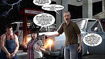 Watch 3D Comic: Chaperone 93-94 preview