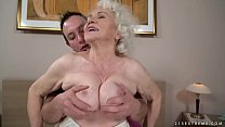 Watch Still hot and kinky Norma wants a young dick preview