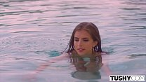 TUSHY Anal-craving Babe seduces Her Friends Wea...