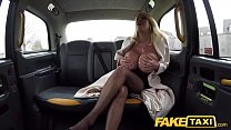 Fake Taxi Mature blonde with huge boobs loves hard taxi cock's Thumb