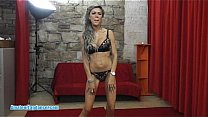 Watch Skinny MILF lapdances, gives BJ and fucks in few positions preview