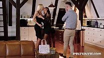 Daphne Klyde and Karol Lilien share a stud in a...