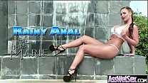 (phoenix marie) Big Butt Girl Get Oiled And Analy Deep Naile