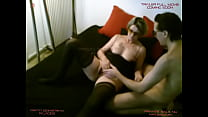 Hot Blonde sister with brother secretly film it...