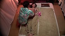 Subtitled Japanese massage clinic busty woman oil treatment Thumbnail