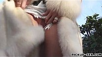 Watch Big boobs blonde Czech girl Chloe Lacourt fucked for cash preview