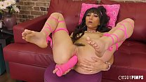 Judy Jolie is a naughty brunette ready to make ...