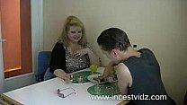 Watch Russian Fat Mom with Her Son preview