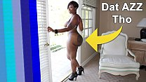 BANGBROS - Cherokee The One And Only Makes Dat Azz Clap's Thumb