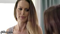 Watch Her Teen Neighbor Wants this MILF to Go Lesbian preview
