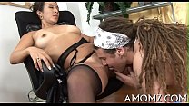 Watch Hot mom groans with unfathomable fucking preview