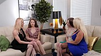 Watch Huge titted milf confesses her secret to her daughter preview