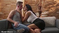 Watch Stunning big titty milf fucksbbc: Big titty milf reagan foxx lustful passion with younger man preview