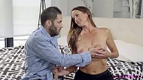 Watch horny mommy fucks daughter's boyfriend preview