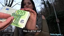 Public Agent_Outdoor orgasms for Serbian_beauty Thumbnail