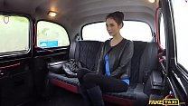 Russian bitch wants to get fucked by her taxi driver Thumbnail