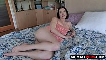 Step son's last chance to get footjob and sex f...