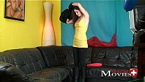 Porn Interview with Teen-Model Cleopatra 18y in...