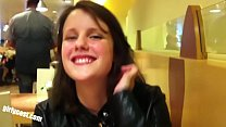 18 Years old Teen first BBC while her boyfriend is working Thumbnail