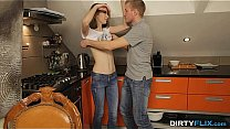 Dirty Flix - He licks her beautiful pussy right...