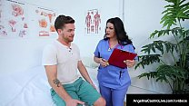 Doctor Dick Fixer Angelina Castro & Dr Cock Mil...