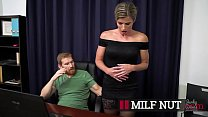 Watch Son Forces Milf Mom with big tits Cory Chase preview