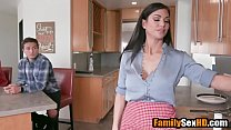 Watch Neglected step mom gets some attention from son preview