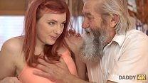 DADDY4K. TV shows are so boring that chick deci...