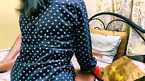 Indian College couple wild foreplay big boobs s...