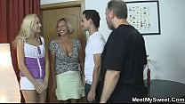 Moans are Sons intention goes so wrong for stepmom