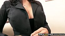 Milf in black stockings fucked hard