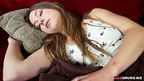 Naughty teen Taylor Sands noticed that her step...