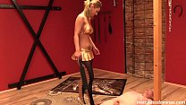 German Discipline - Whipping, Spanking and Pain...