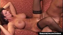 Texas Cougar Deauxma Squirts While Anal Banged ...